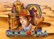 Игровой автомат Book of Ra на гривны онлайн