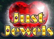 Играть в слот Just Jewels онлайн