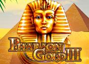 Легендарный автомат Pharaoh's Gold III дарит удачу