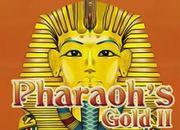 Золото от фараонов в автомате Pharaoh's Gold II