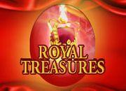 Онлайн автоматы Royal Treasures играйте на сайте Goxbet
