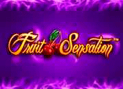 Fruit Sensation — игровой автомат для любителей фруктов