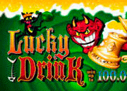 Lucky Drink (Черти) — играть на слоте онлайн